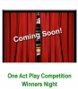 One Act Play Competition Winner's Night